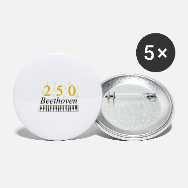 250 Years 250 Years of Beethoven music - Large Buttons