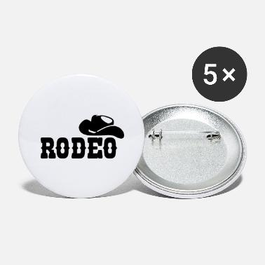 Rodeo rodeo - Grands badges