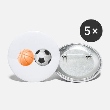 Ball Balls - Large Buttons