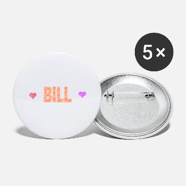Bills Bill - Large Buttons