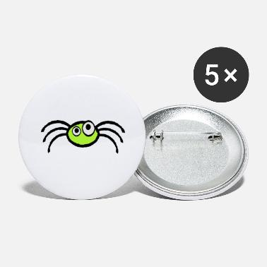 cute spider - Large Buttons