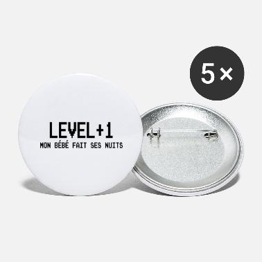 Level+1 Bebe Nuits - Grands badges