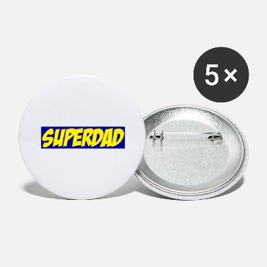 Superdad Superdad - Buttons groot