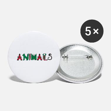 Animal Animaux - Animaux - Grands badges