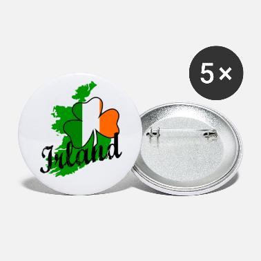 Irland irland - Buttons groß
