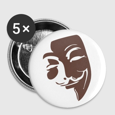 Anonymous - Buttons large 56 mm