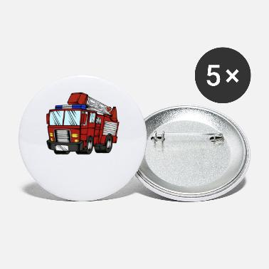 Engine Fire Engine - Grands badges