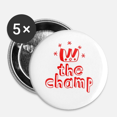 Champ The Champ - Stora knappar 56 mm
