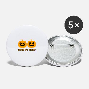 Trick Or Treat Trick or Treat - Buttons groß