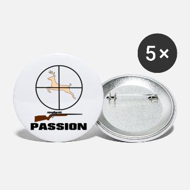 Passion passion - Large Buttons