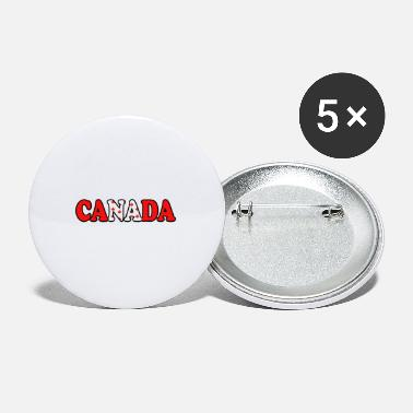 Canada Canada - Canada - Large Buttons