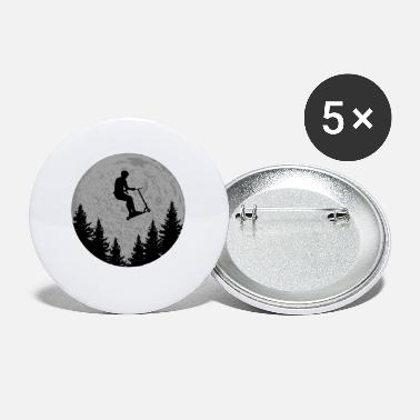 Løbehjul Løbehjul - Store buttons