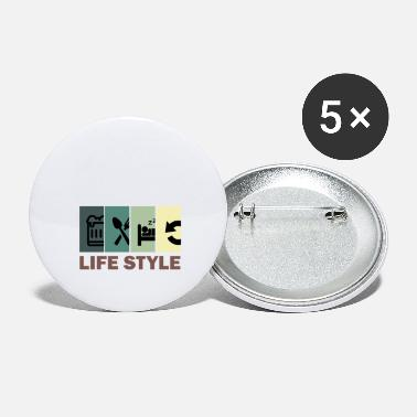 Lifestyle lifestyle - Large Buttons