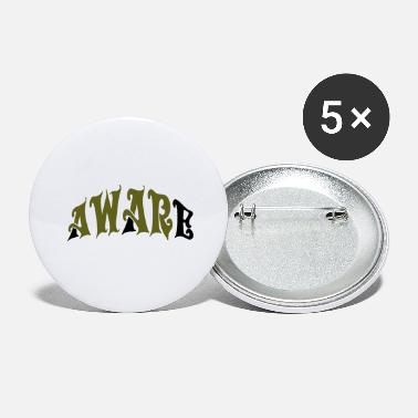 Awareness Aware - Large Buttons