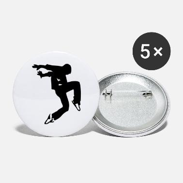 Danza break dance luxe - Large Buttons