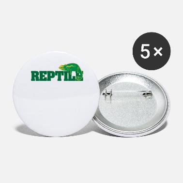Reptile reptiles - Large Buttons