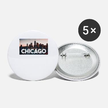 Chicago Chicago - Buttons groot