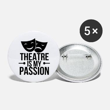 Teater teater - Store buttons