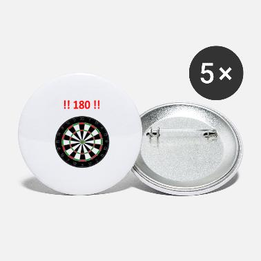 darts - Large Buttons