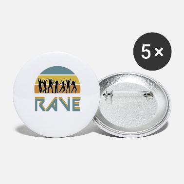 Rave rave - Store buttons