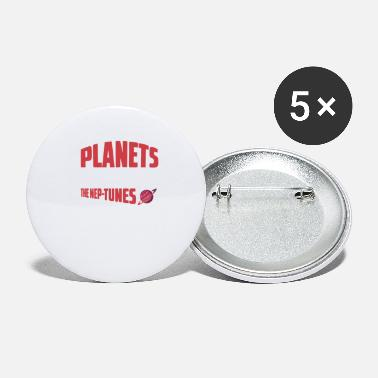 Planet Planets Love It, The Nep Tunes Planet - Large Buttons