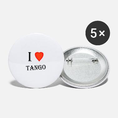 Hurt I love tango - Large Buttons