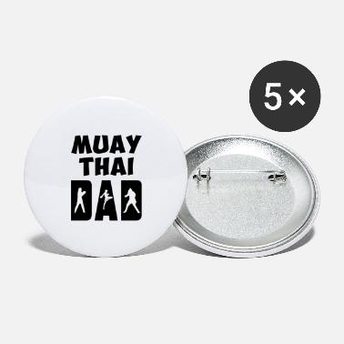 Muay Thai Muay Thai - Large Buttons