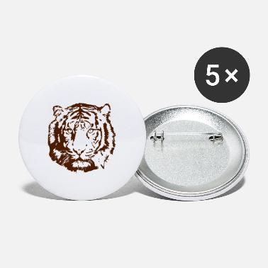 Tiger tiger - Large Buttons