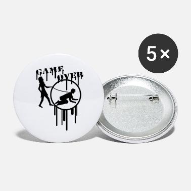 Kravlesøk game_over_graffiti_stamp - Store buttons