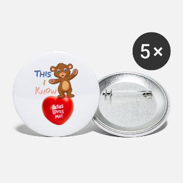 Jesus Jesus loves me - Store buttons