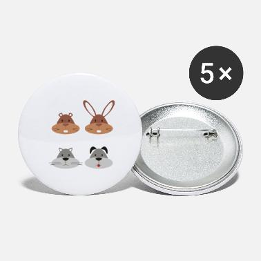 Pet Pets - Large Buttons