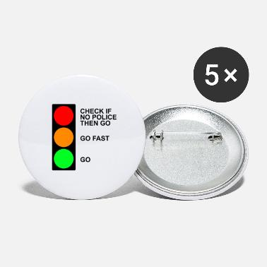 Traffic traffic - Large Buttons