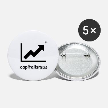 Capitalism capitalism - Large Buttons