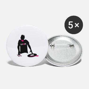 Club clubber - Store buttons