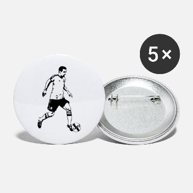 Soccer Soccer - Buttons groot