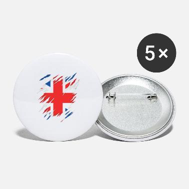 Torn Torn UK - Large Buttons