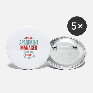 Apartment Apartment Manager - Large Buttons