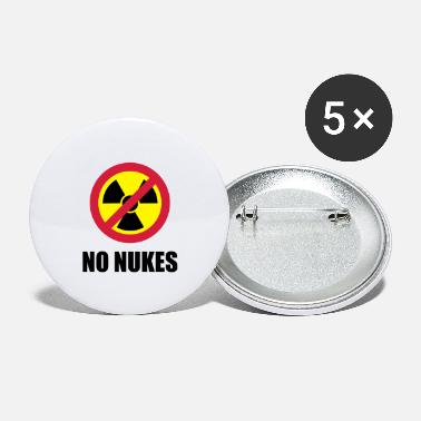 Nuclear Power No nuclear power - Large Buttons