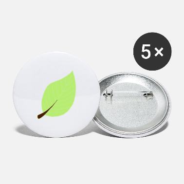Leaf leaf - Large Buttons