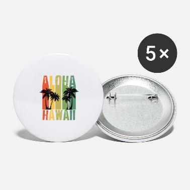 Hawaii Hawaii - Large Buttons