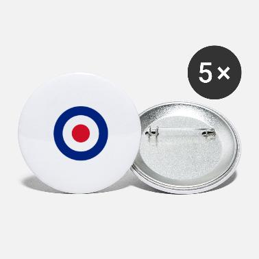 Royal Air Force Objetivo, roundel - Chapas grandes