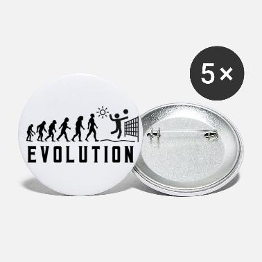 Yourself BEACH VOLLEYBALL Evolution. Evolutionary History - Large Buttons
