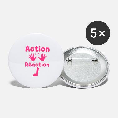 Reaction Action reaction - Large Buttons