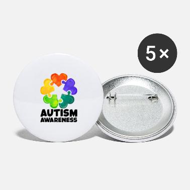 Awareness Autism Awareness - Large Buttons