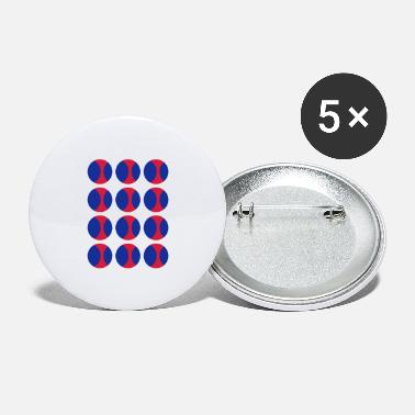Circle Circles in Circles - Large Buttons