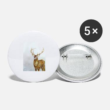 Stag stag - Large Buttons
