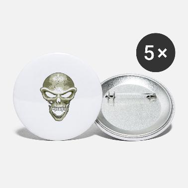 St23 st23 skull - Large Buttons