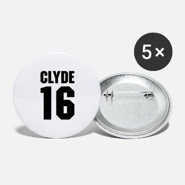 Teamplayer Clyde 16 Teamplayer - Rintamerkit isot