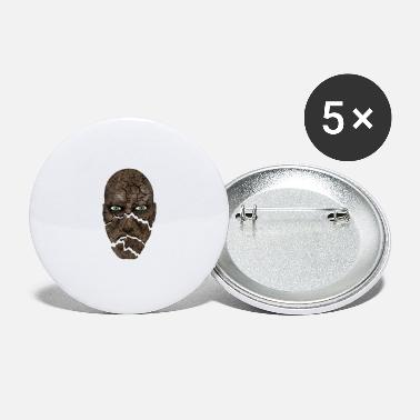 Head head - head - Large Buttons