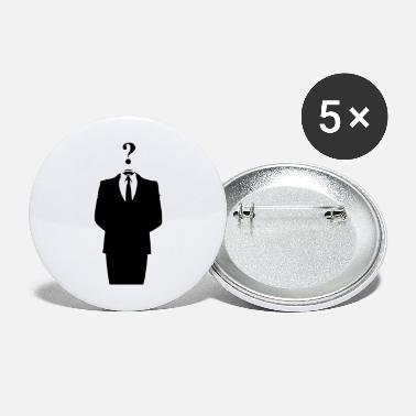 Anonymous ANONYMOUS - Buttons groß